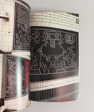 Art in Transit: Subway Drawings by Keith Haring}