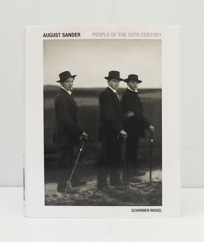 People of the Twentieth Century by August Sander