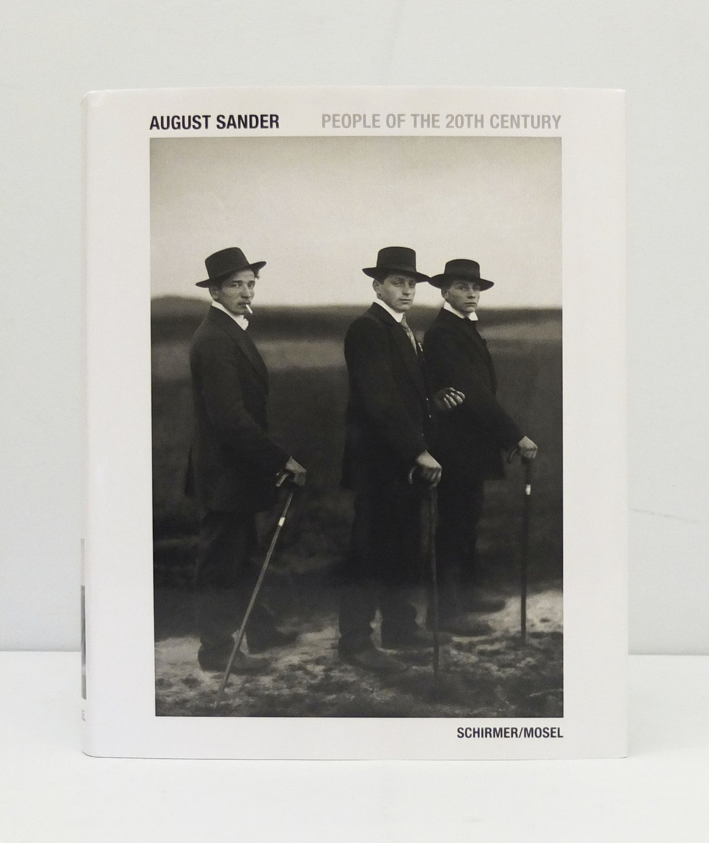 People of the Twentieth Century by August Sander}