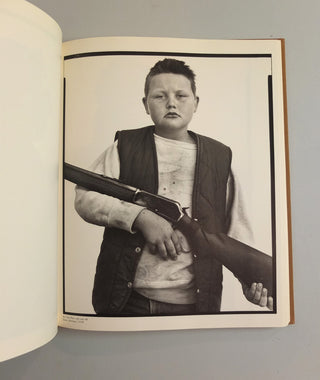 In the American West by Richard Avedon}