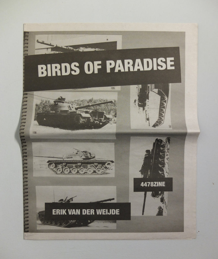 Birds of Paradise by Erik van der Weijde