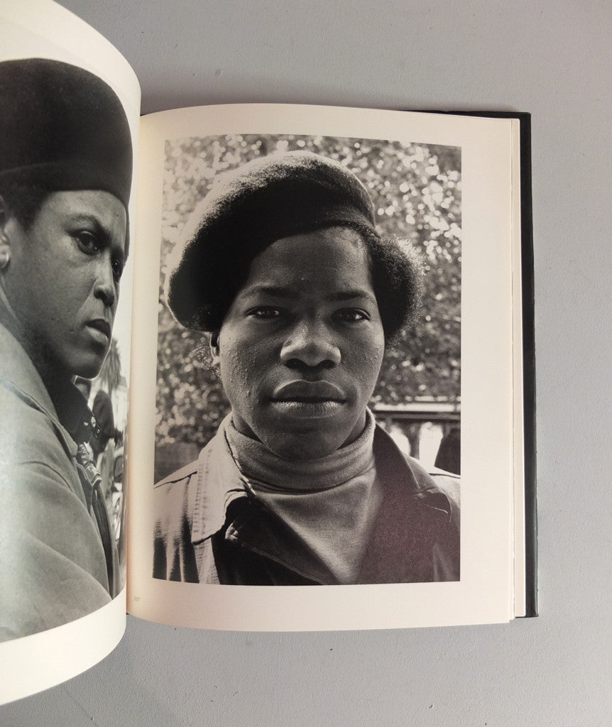 Black Panthers 1968 by Ruth-Marion Baruch and Pirkle Jones