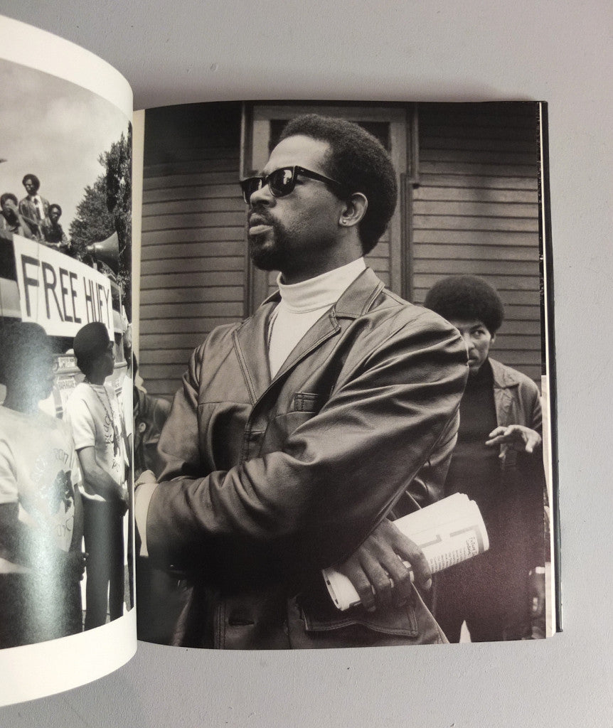 Black Panthers 1968 by Ruth-Marion Baruch and Pirkle Jones}