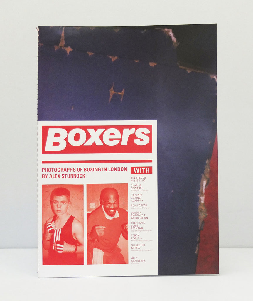 Boxers by Alex Sturrock