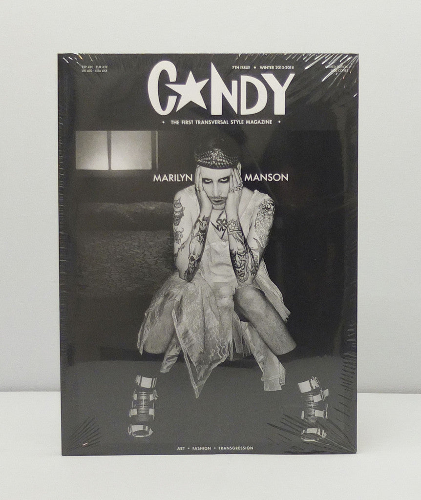 Candy Magazine Issue 7}