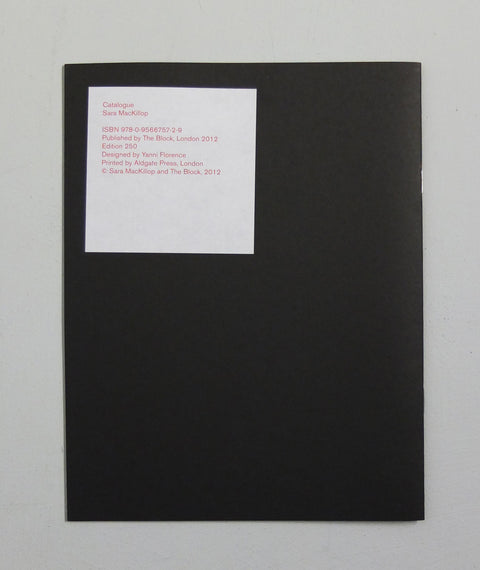 Catalogue - Sara MacKillop