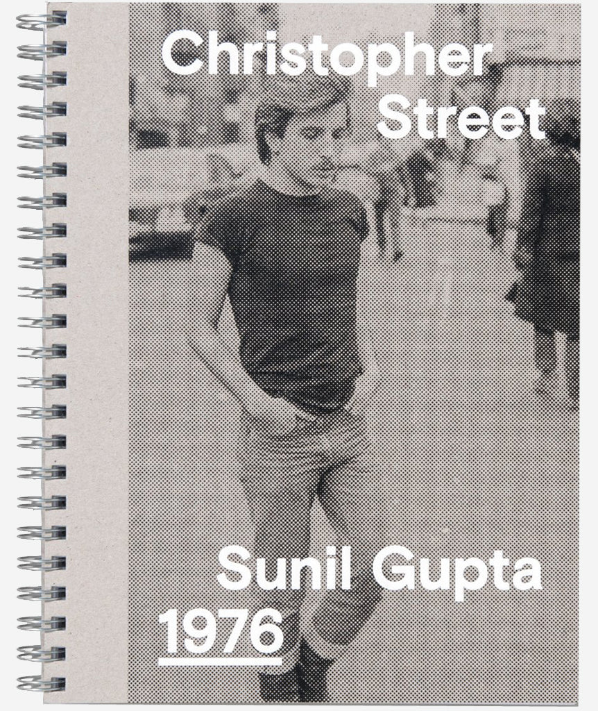 Christopher Street by Sunil Gupta (OOP)}