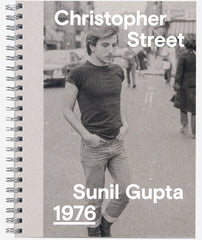 Christopher Street by Sunil Gupta