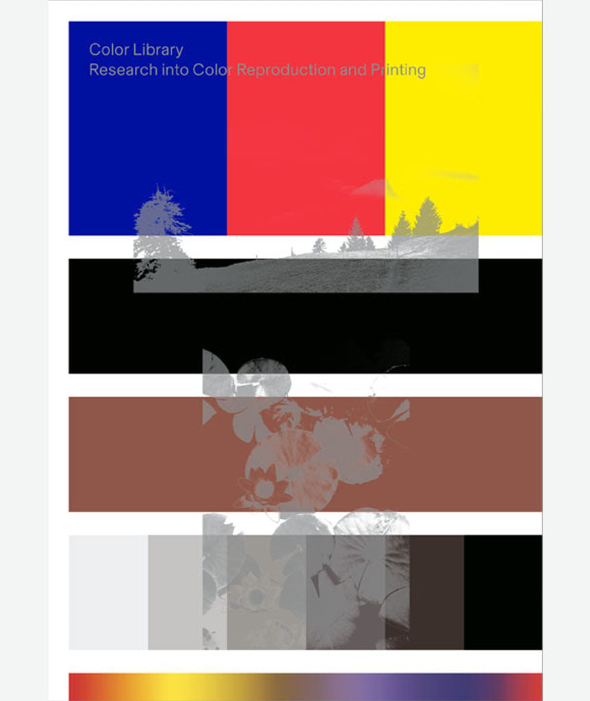 Color Library Research into Color Reproduction and Printing