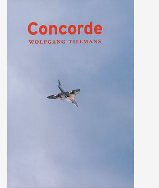 Concorde by Wolfgang Tillmans}