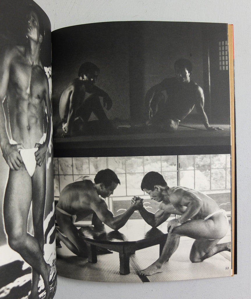 Young Samurai: Bodybuilders of Japan by Tamotsu Yato