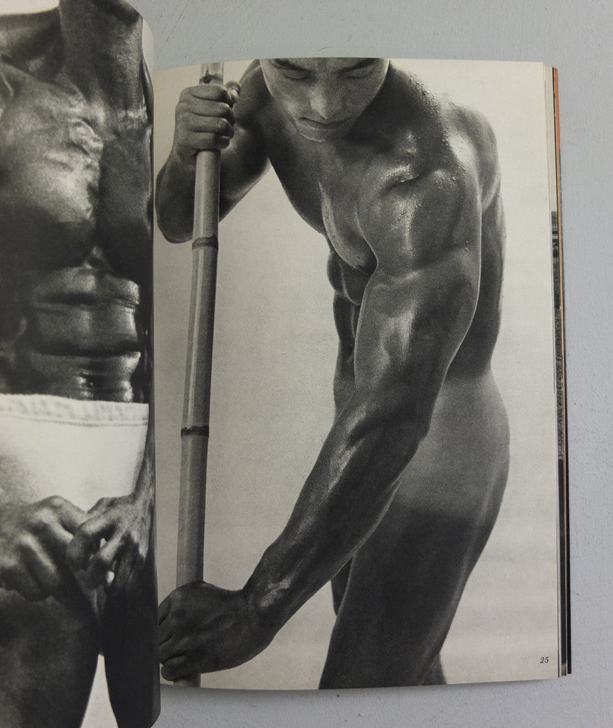 Young Samurai: Bodybuilders of Japan by Tamotsu Yato}