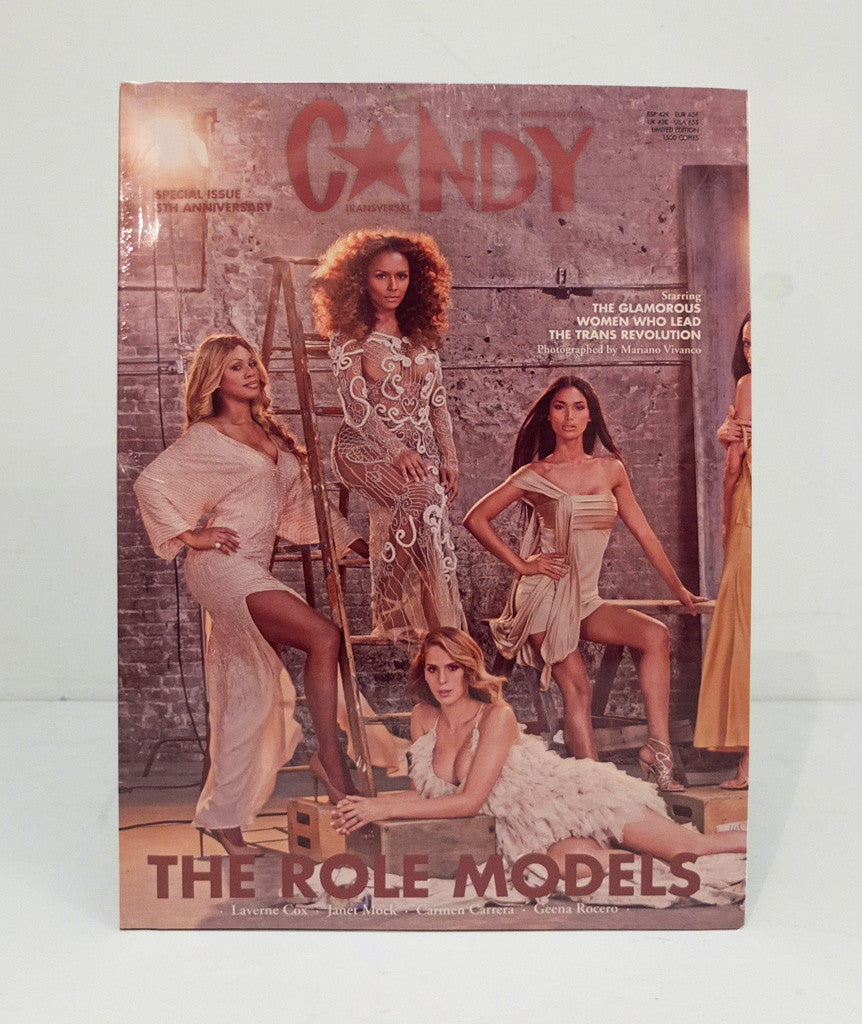 Candy Magazine Issue 8}