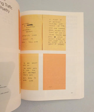 Non Stop Poetry: The Zines of Mark Gonzales}