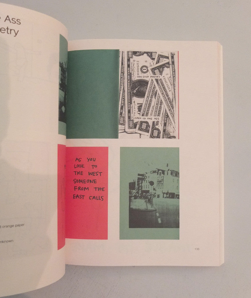 Non Stop Poetry: The Zines of Mark Gonzales
