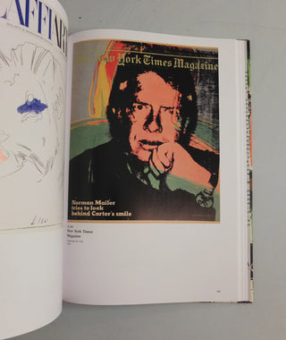 Andy Warhol: The Complete Commissioned Magazine Work by Paul Marechal}