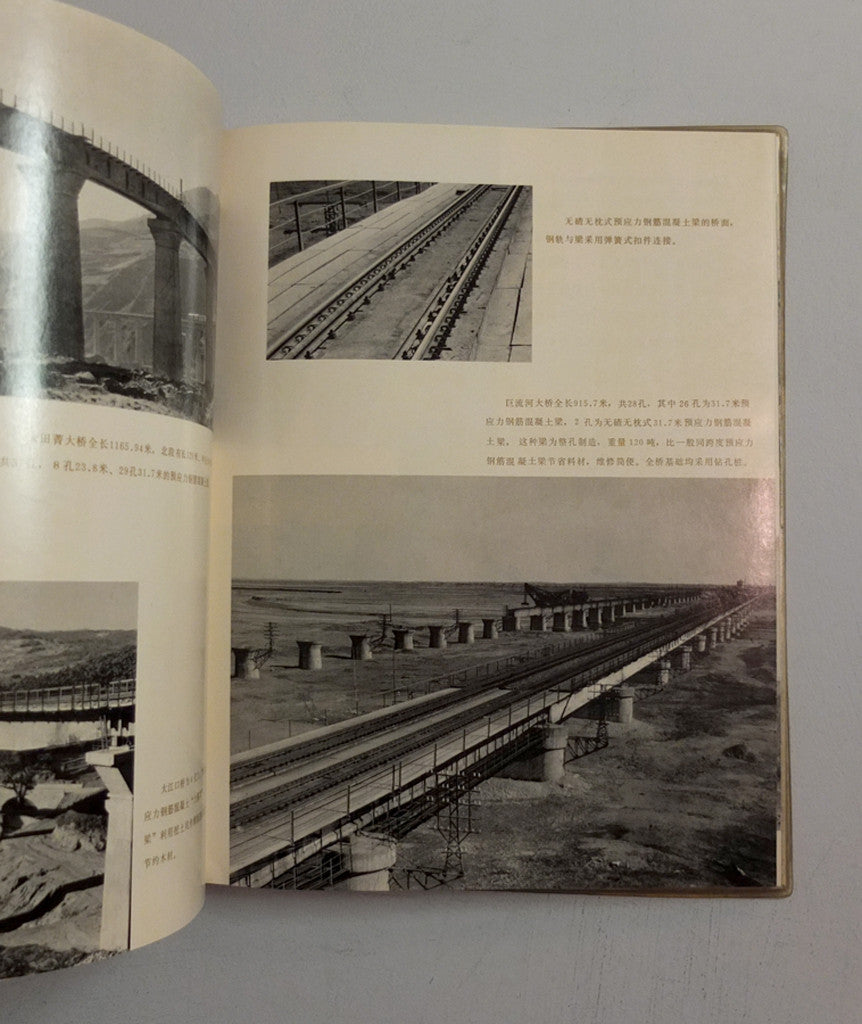Railway Bridges by The Beijing Ministry of Transportation