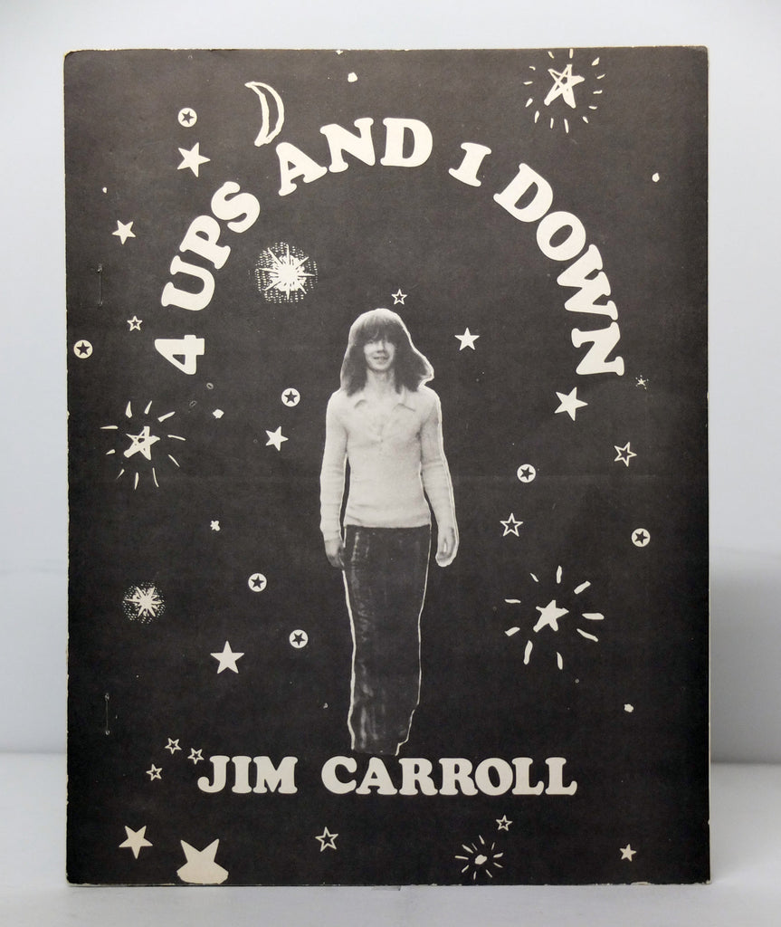 4 Ups and 1 Down by Jim Carroll