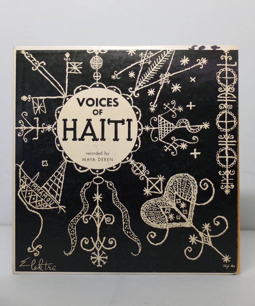 Voices of Haiti by Maya Deren