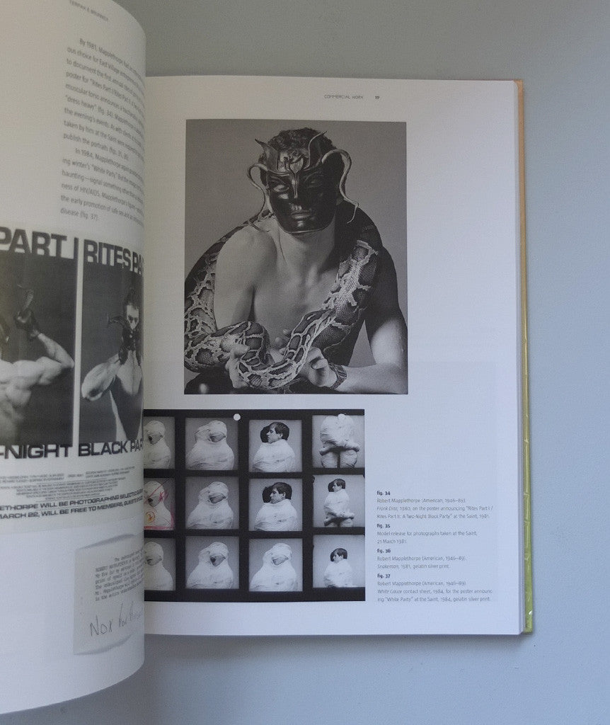 Robert Mapplethorpe: The Archive by Frances Terpak