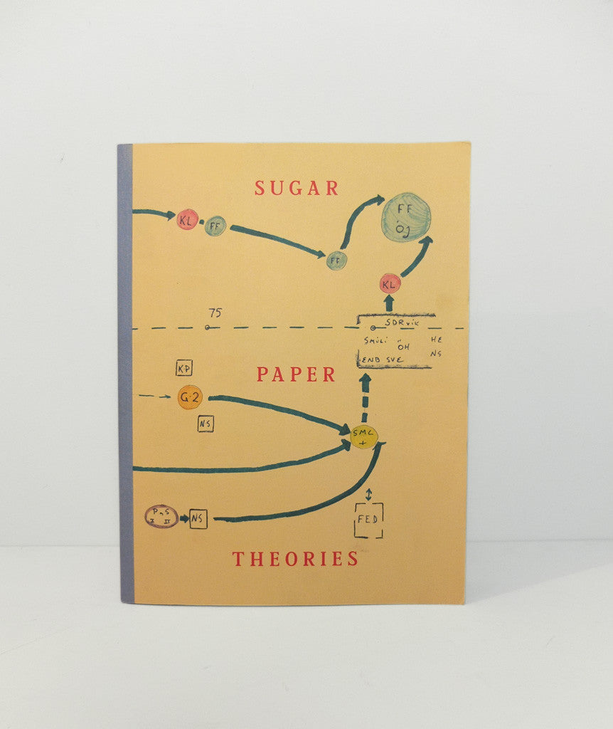 Sugar Paper Theories by Jack Latham}