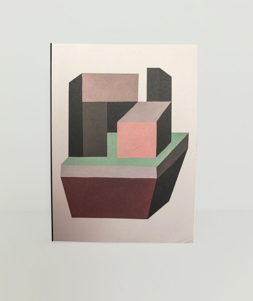 Big Objects Not Always Silent by Nathalie du Pasquier