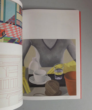 Big Objects Not Always Silent by Nathalie du Pasquier}