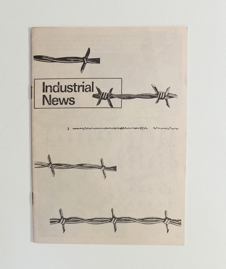 Industrial News Pamphlet, 1979