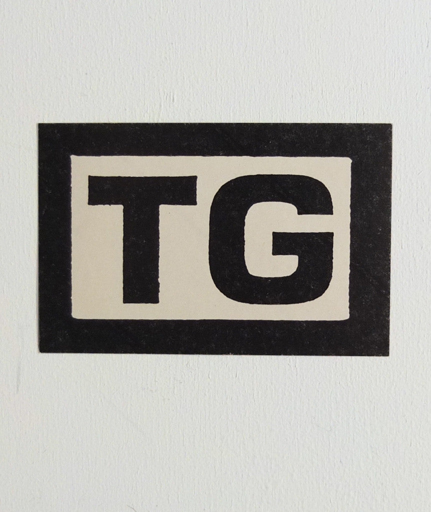 TG sticker