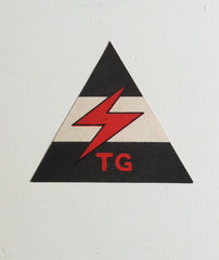 Throbbing Gristle at The Guildhall ticket, 1979