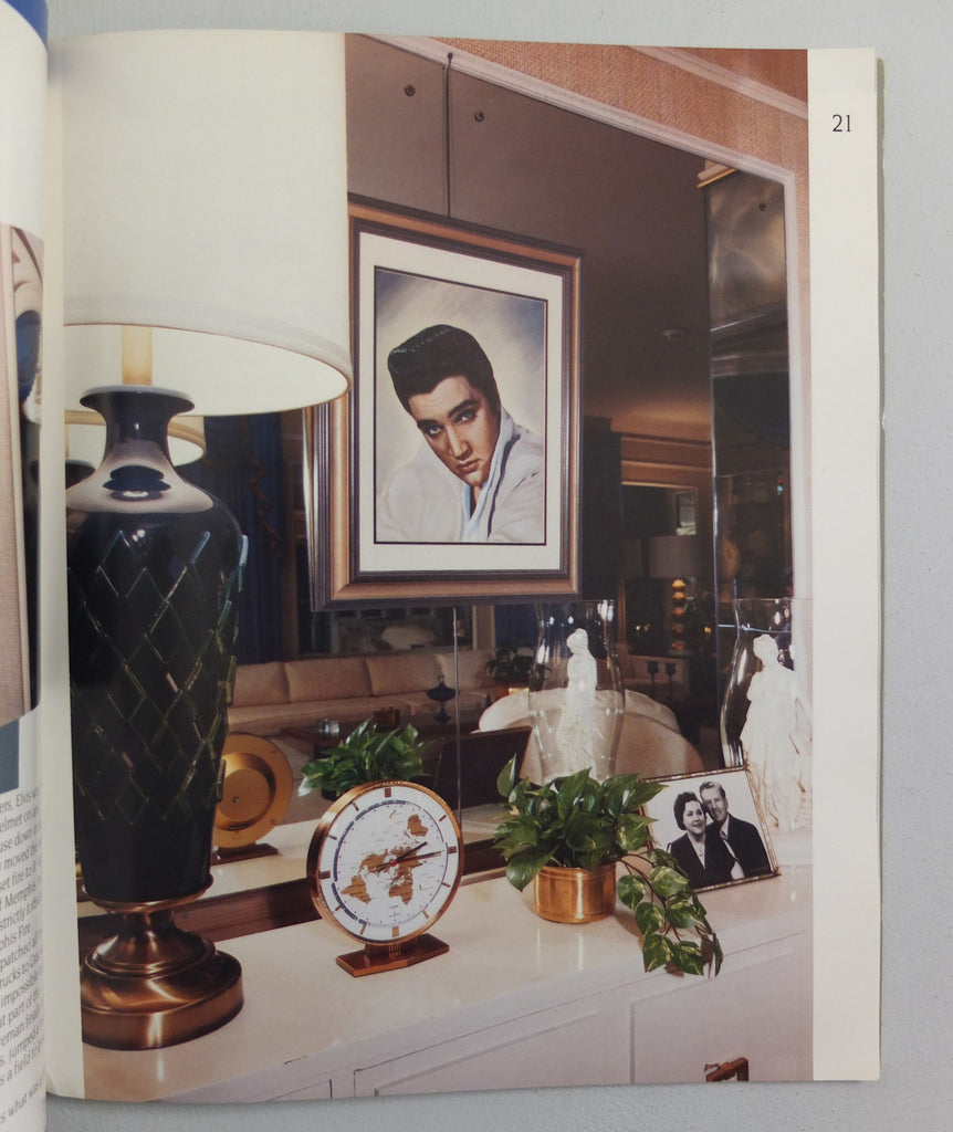 Elvis at Graceland by William Eggleston