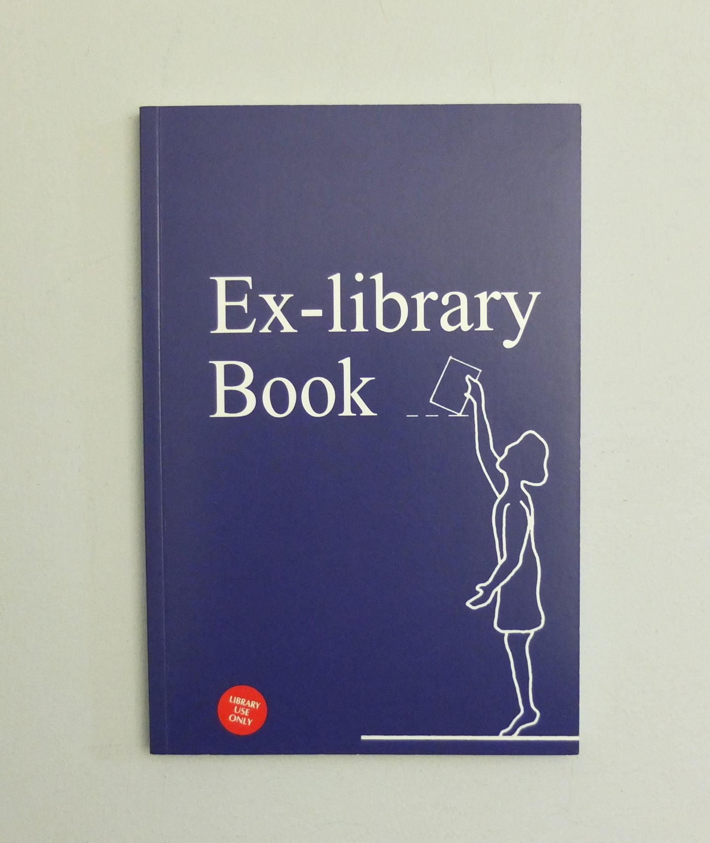 Ex-Library Book by Sara MacKillop}