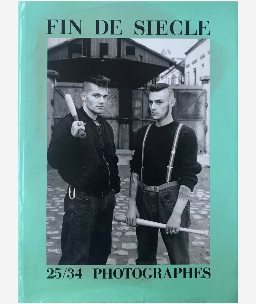 Fin de Siecle 25/34 Photographes by Ralf Marsault}