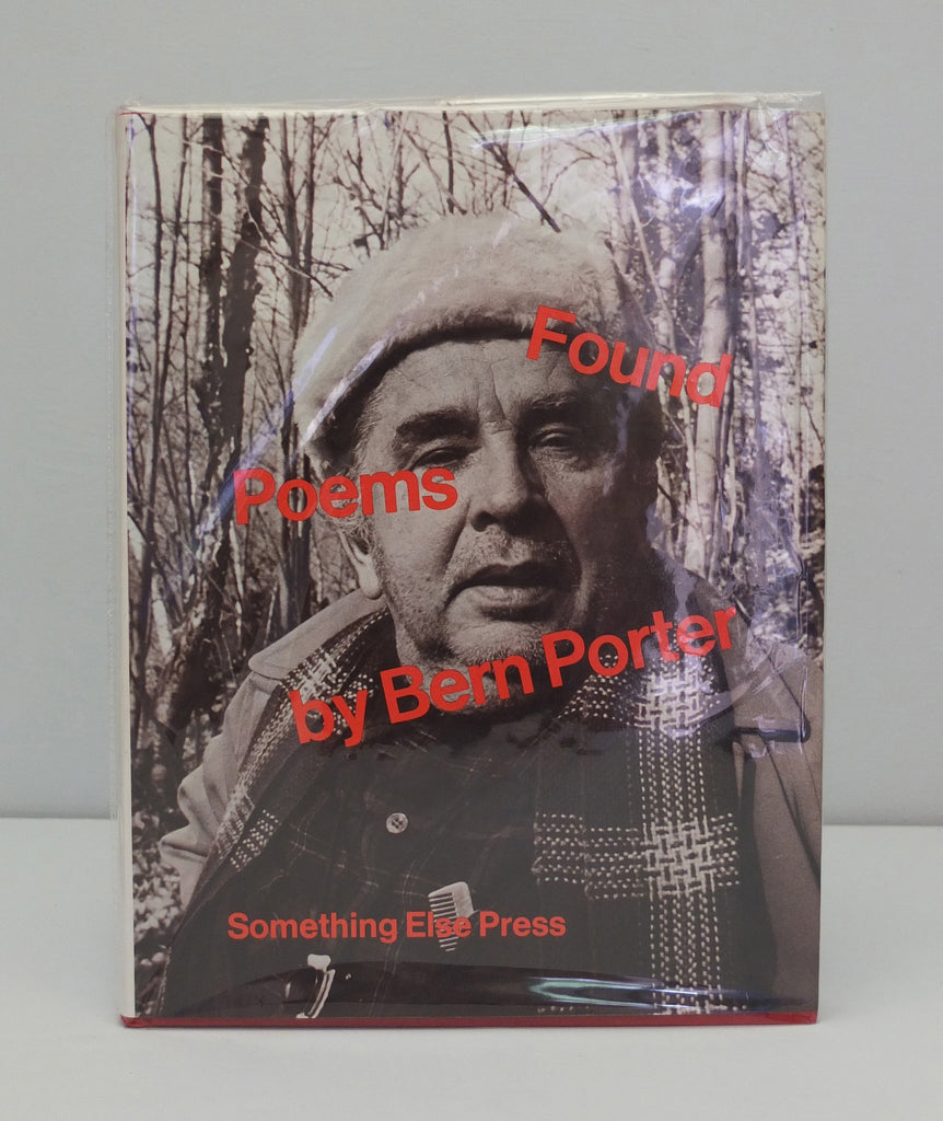 Found Poems by Bern Porter