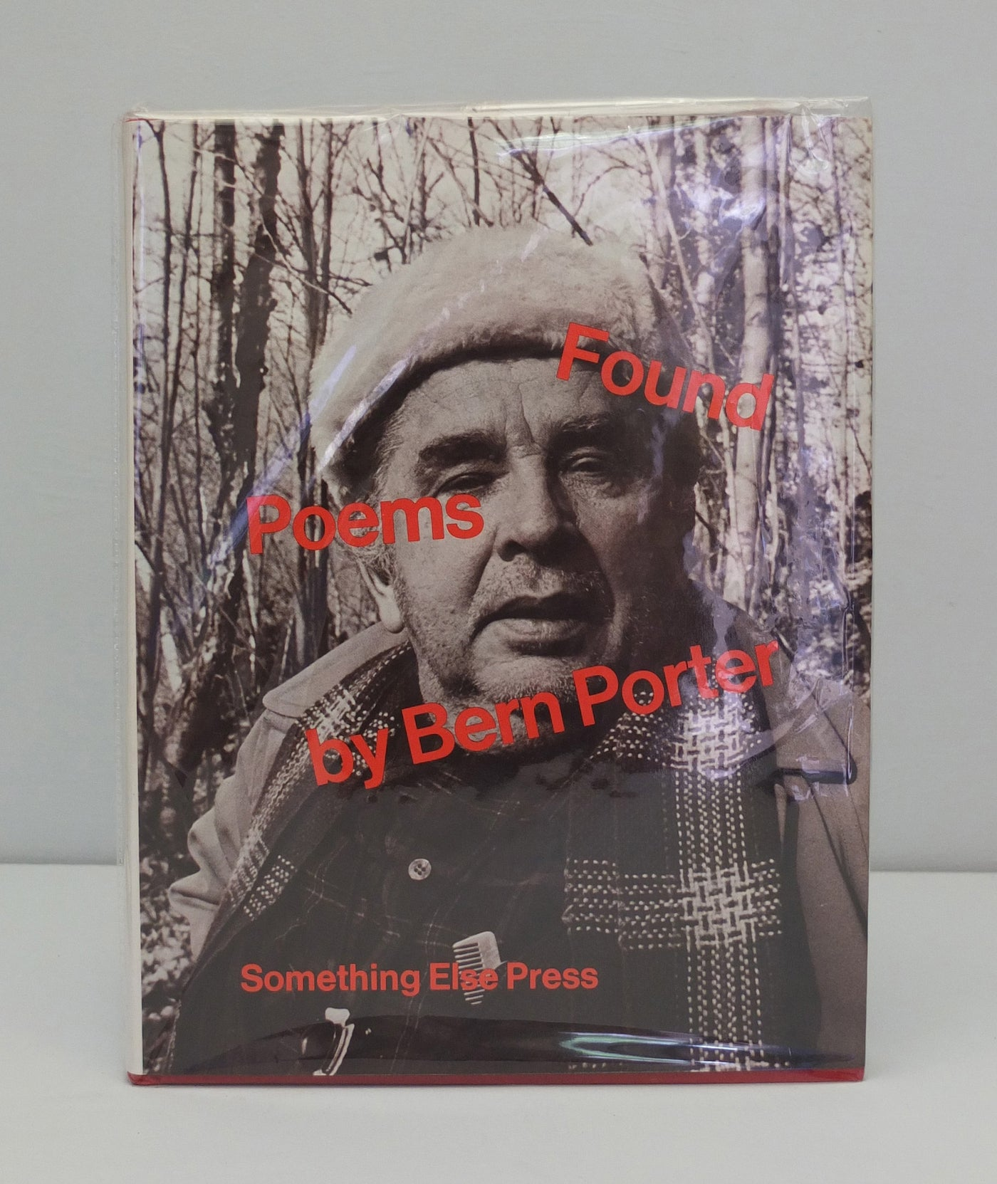 Found Poems by Bern Porter}