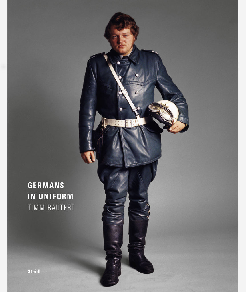 Germans in Uniform by Timm Rautert}