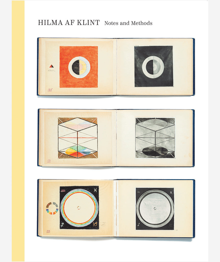 Hilma AF Klint: Notes and Methods by Christine Burgin