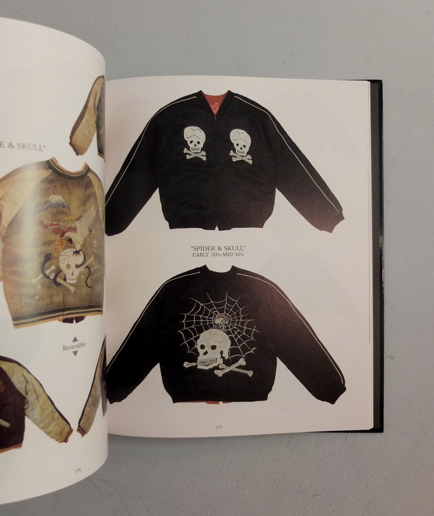 Japan Jacket: Embroidered Souvenir Jackets by Taylor Toyo