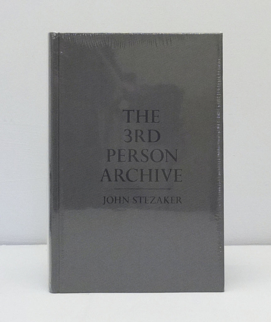 The 3rd Person Archive by John Stezaker