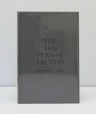 The 3rd Person Archive by John Stezaker}