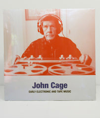 John Cage: Early Electronic and Tape Music