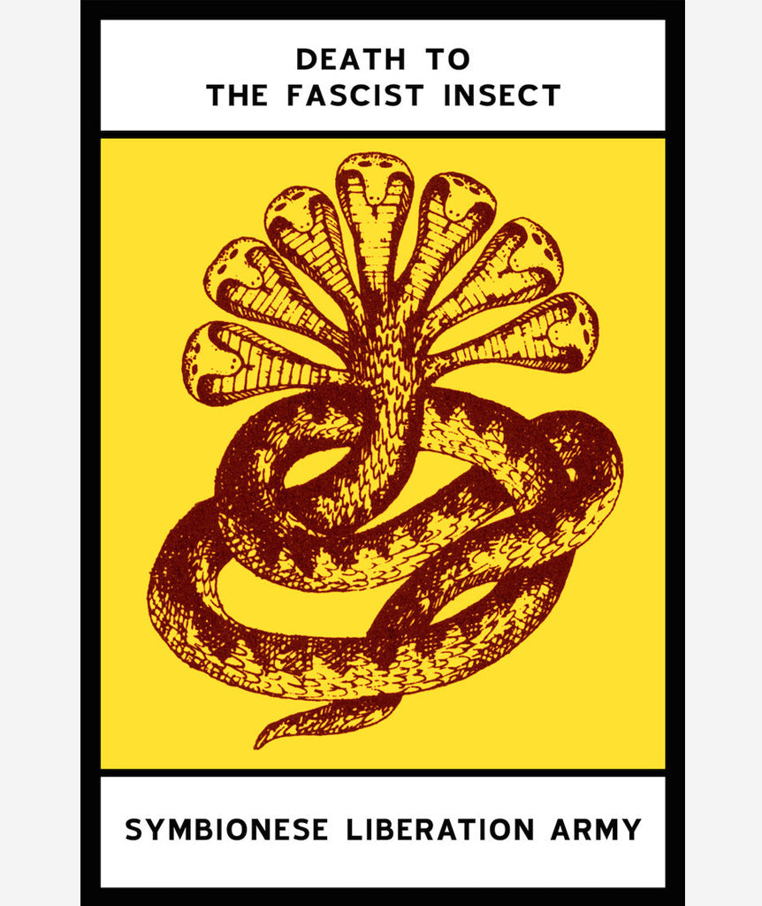 Death To The Fascist Insect by The Symbionese Liberation Army}