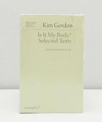 Is it my Body? by Kim Gordon