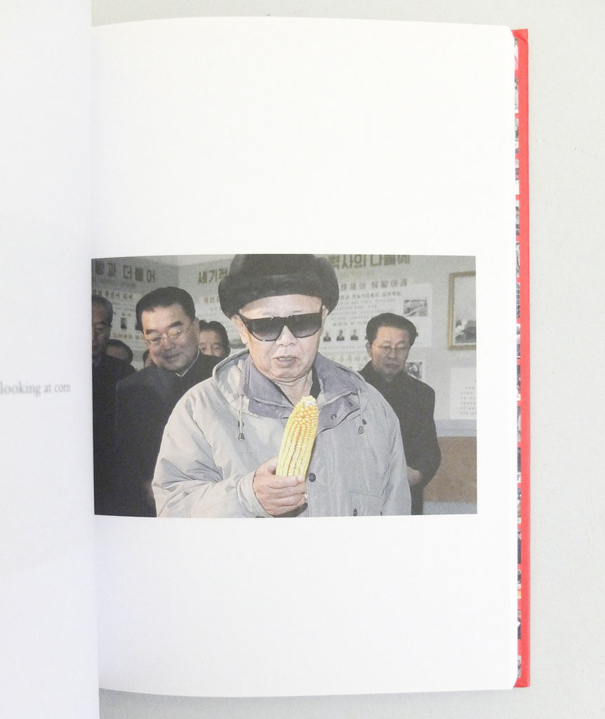 Kim Jong Il Looking at Things by  João Rocha & Marco Bohr