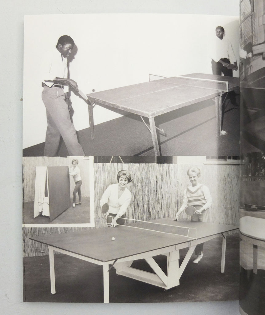 Ping Pong by Geoff Dyer & Pico Lyer