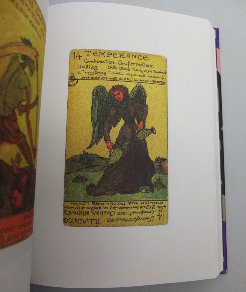 Lost Envoy: The Tarot Deck of Austin Osman Spare}
