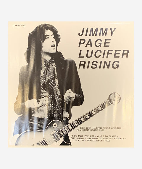 Lucifer Rising by Jimmy Page