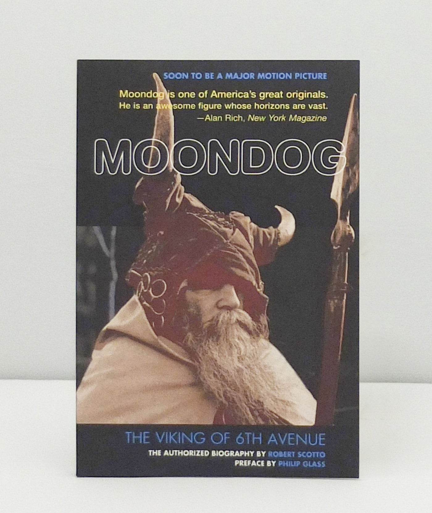 Moondog by Robert Scotto}