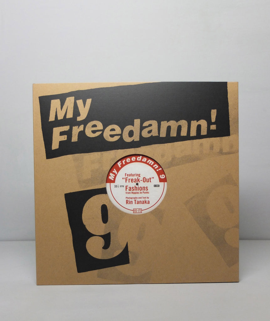 My Freedamn! Number 9 - Freak Out Fashions by Rin Tanaka