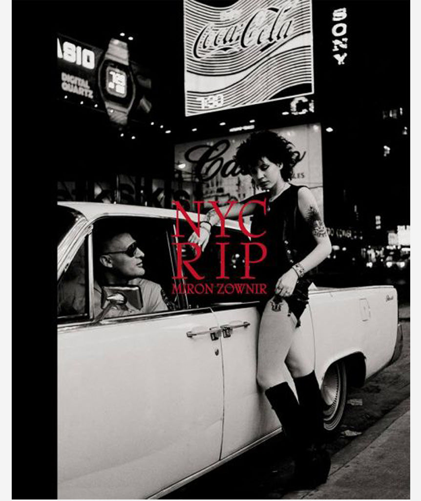 NYC RIP by Miron Zownir